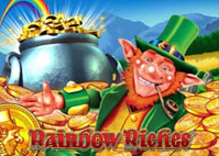 Rainbow Riches Pokie Review Claim your Welcome Bonus