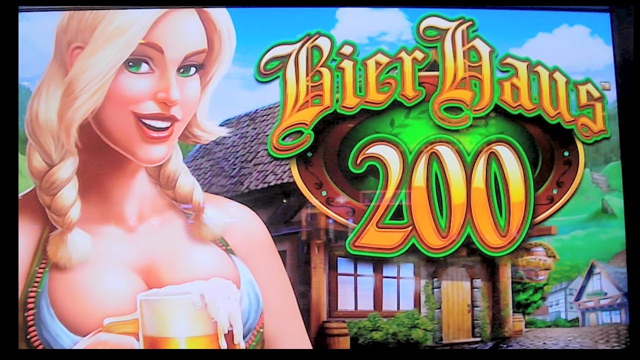 Bier Haus Slot Review Learn To Play Online Download Win Free