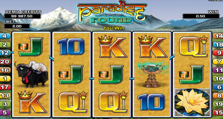 Paradise Found Pokies Review Best Pokies Play For Real